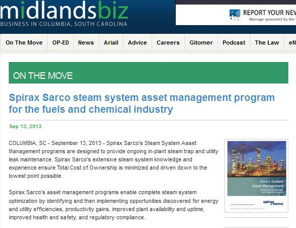 External Management of Sarco Steam Traps for Enhanced Performance